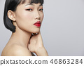 女性美容系列顏色回 46863284