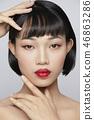 女性美容系列顏色回 46863286