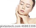 女性美容系列 46863306