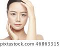 女性美容系列 46863315