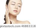 女性美容系列 46863318