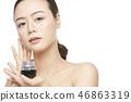 女性美容系列 46863319