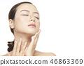 女性美容系列 46863369