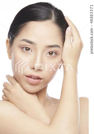 女性美容系列 46863371