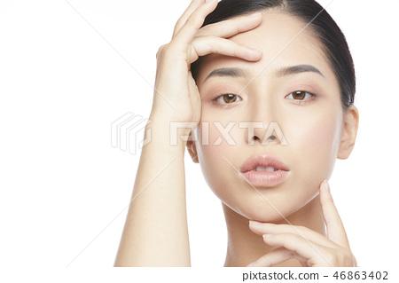 女性美容系列 46863402