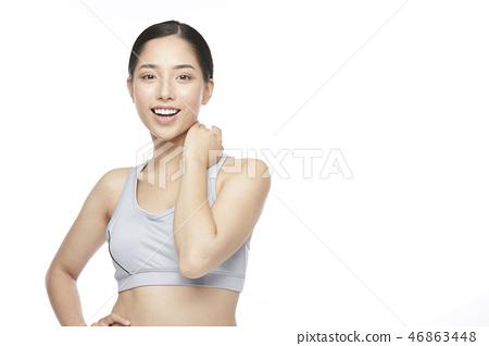 女式運動服 46863448