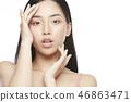 女人肖像系列换装 46863471