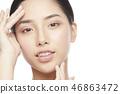 女性美容系列 46863472
