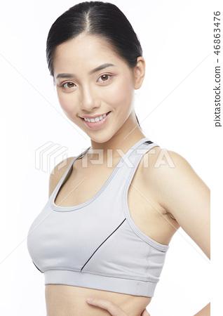 女式運動服 46863476
