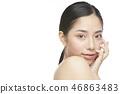 女性美容系列 46863483