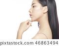 女人肖像系列換裝 46863494