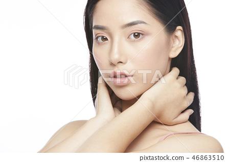 女人肖像系列換裝 46863510