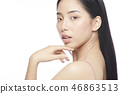 女人肖像系列換裝 46863513