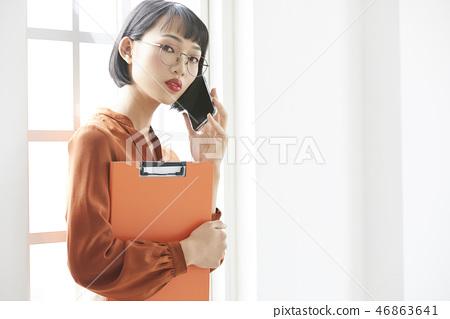 女生 女孩 女性 46863641