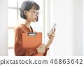 女性生意 46863642