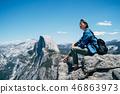 女性 女 远足 46863973