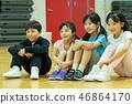 댄스 스쿨 스포츠 클럽 어린이 교실 이미지 46864170