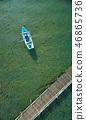 家庭旅行湖船 46865736