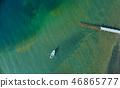 家庭旅行湖船 46865777