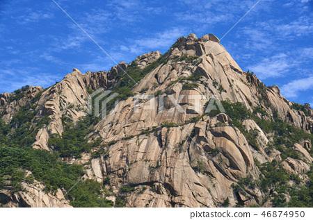 북한산 노적봉 워킹길 등반 46874950