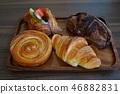 酵母 发酵 面包 46882831