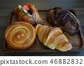 酵母 发酵 面包 46882832