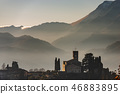 Barga - Medieval town and Apuan Alps 46883895