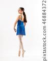 dancer, ballerina, ballet 46884372