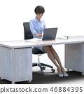 사무직 여성 직장인 perming3 위 DCG 라스트 소재 46884395