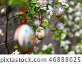 Easter egss  46888625