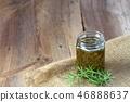 Fresh herbal skincare cosmetics 46888637