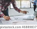 工程师 蓝图 会议 46889837