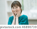 young woman 46890739