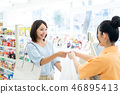 convenience store 46895413