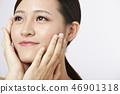 女性美容系列颜色回 46901318