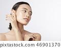 女性美容系列颜色回 46901370