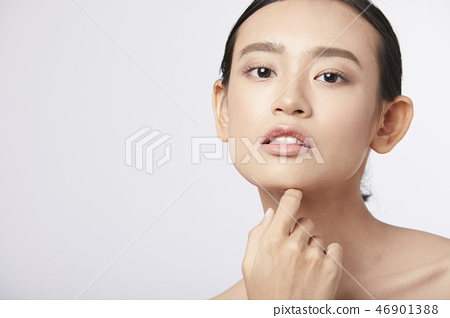 女性美容系列颜色回 46901388