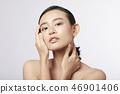 女性美容系列顏色回 46901406