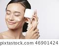 女性美容系列顏色回 46901424