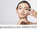 女性美容系列顏色回 46901430