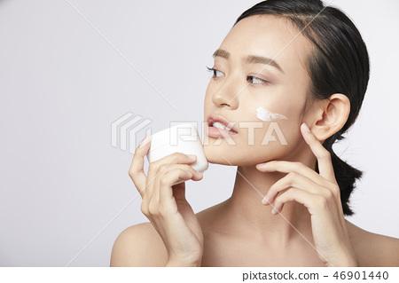 女性美容系列顏色回 46901440