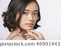 女人肖像系列換裝 46901443