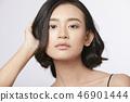 女人肖像系列換裝 46901444