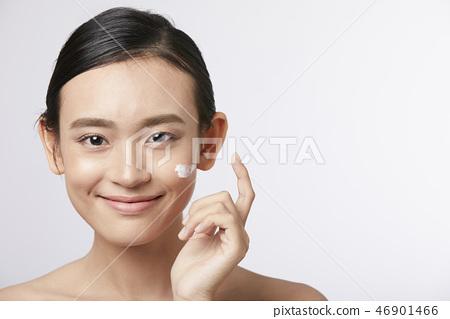 女性美容系列顏色回 46901466