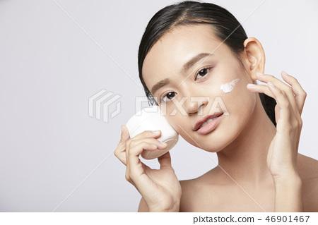 女性美容系列颜色回 46901467