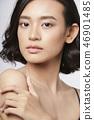 女人肖像系列換裝 46901485