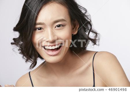 女人肖像系列換裝 46901498