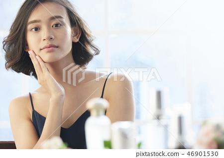 女性美的形象 46901530