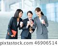 หญิงธุรกิจ 46906514