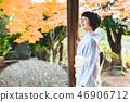 和服女人花園 46906712